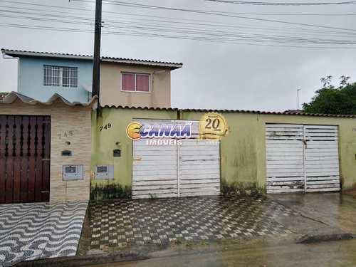 Sobrado, código 7275 em Mongaguá, bairro Itaguaí
