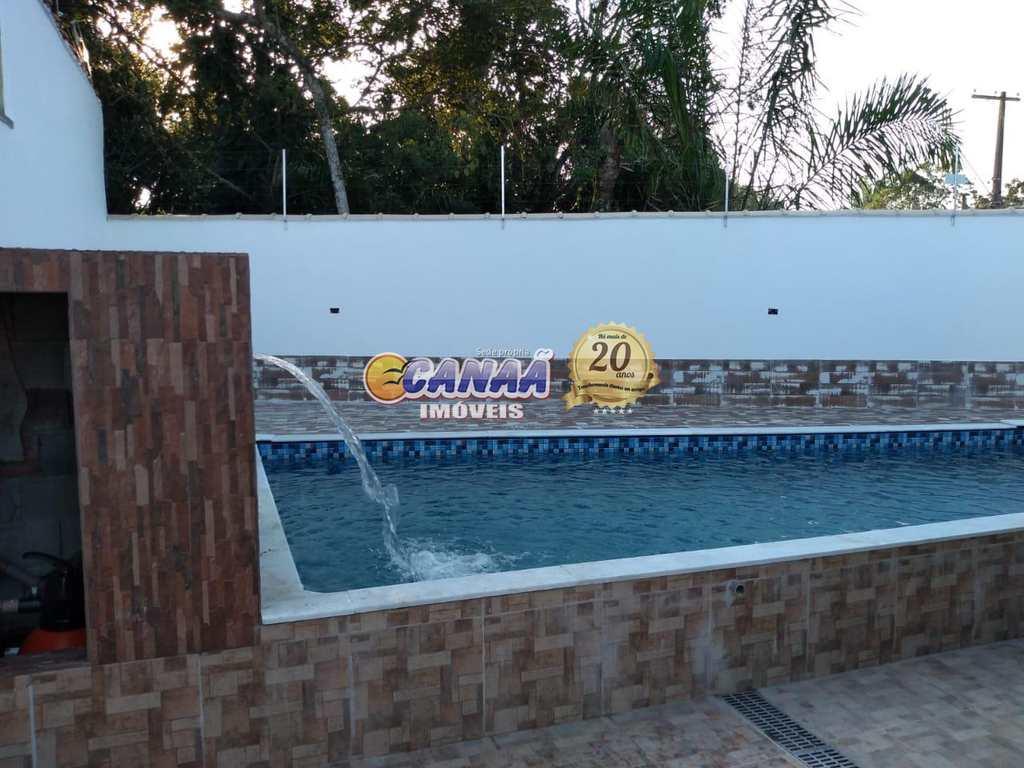Casa em Itanhaém, no bairro Balnerio Gaivota