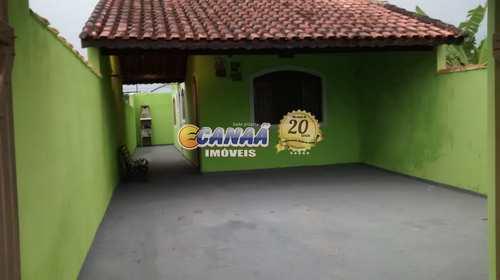 Casa, código 7285 em Mongaguá, bairro Balneário Flórida Mirim