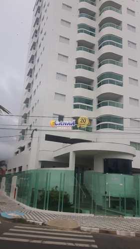 Apartamento, código 7291 em Mongaguá, bairro Itaóca