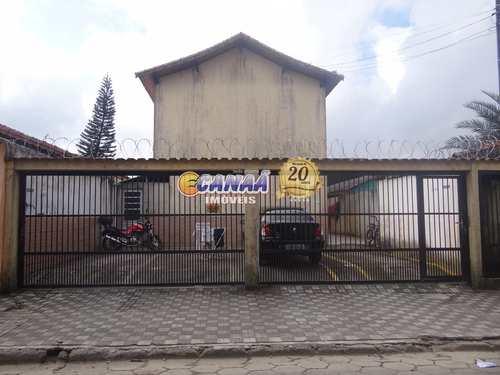 Sobrado de Condomínio, código 7296 em Mongaguá, bairro Vila Seabra