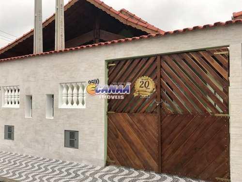 Casa, código 7305 em Mongaguá, bairro Agenor de Campos