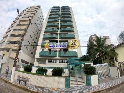 Apartamento, código 7307 em Mongaguá, bairro Jardim Caiahu