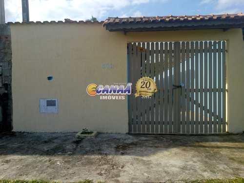 Casa, código 7315 em Itanhaém, bairro Balneário Marrocos