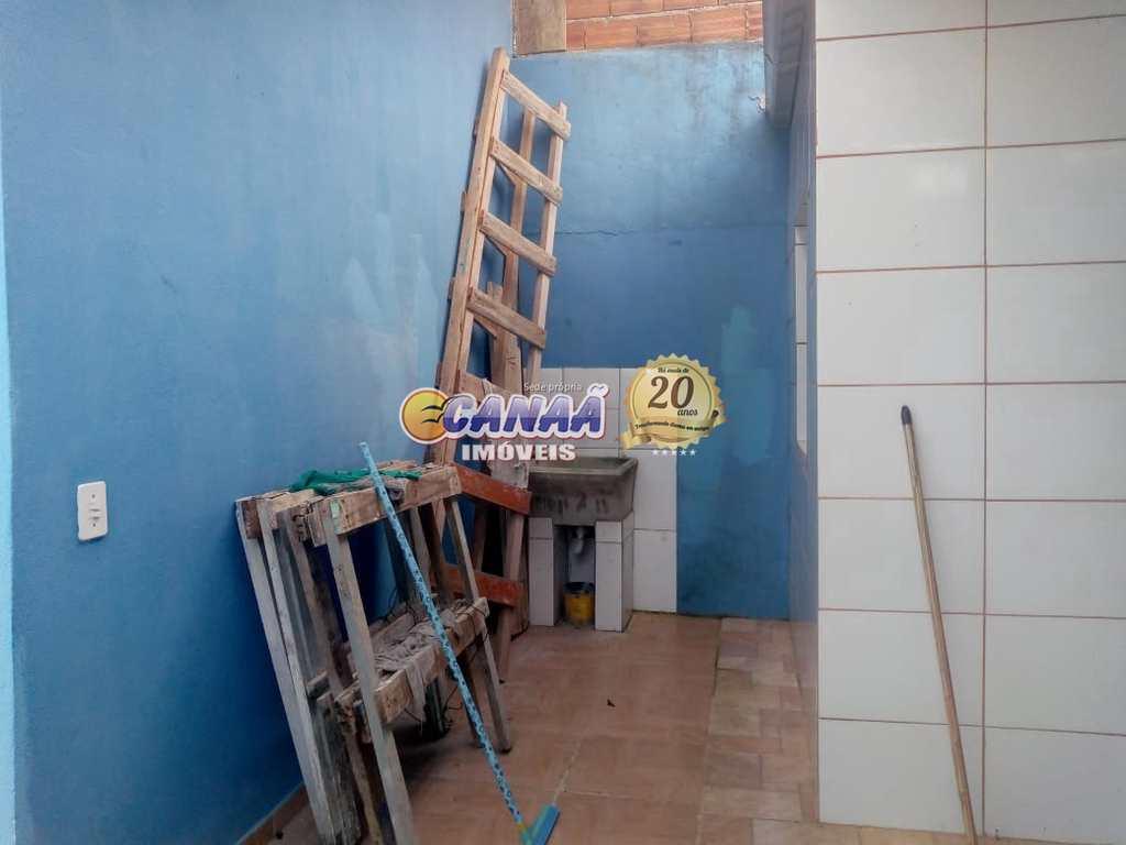 Casa em Itanhaém, no bairro Balneário Marrocos
