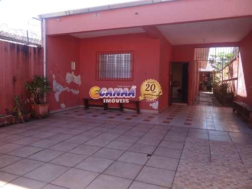 Casa, código 7316 em Mongaguá, bairro Balneário Itaguai