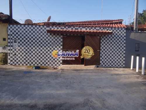 Casa, código 7318 em Mongaguá, bairro Balneário Itaguai