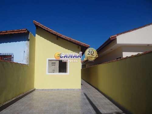 Casa, código 7324 em Mongaguá, bairro Balneário Flórida Mirim