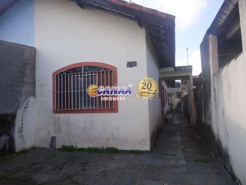 Casa, código 7325 em Mongaguá, bairro Balneário Itaóca