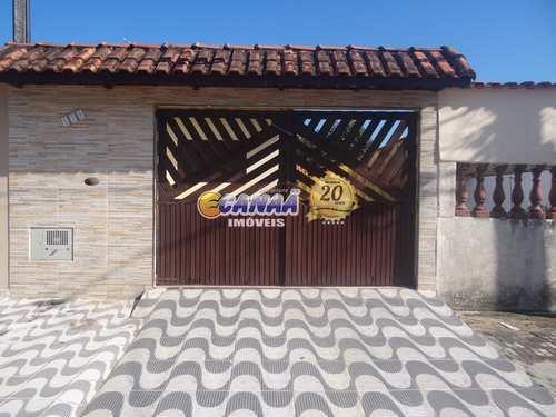 Casa, código 7327 em Mongaguá, bairro Plataforma II