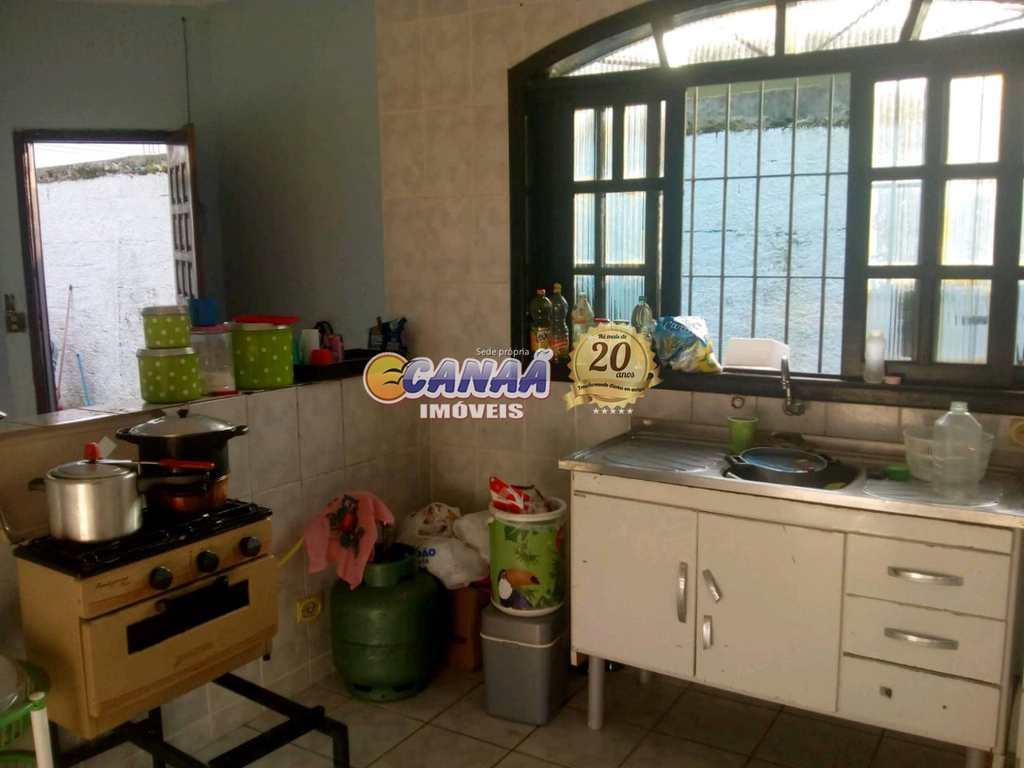 Casa em Mongaguá, no bairro Samas