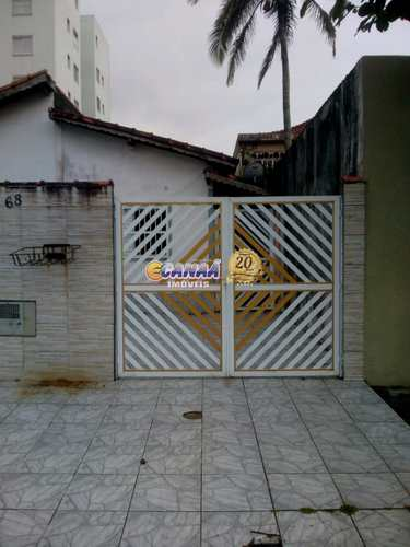 Casa, código 7329 em Mongaguá, bairro Agenor de Campos