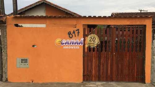 Casa, código 7332 em Mongaguá, bairro Balneário Itaguai