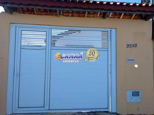 Casa, código 7334 em Mongaguá, bairro Jardim Primavera