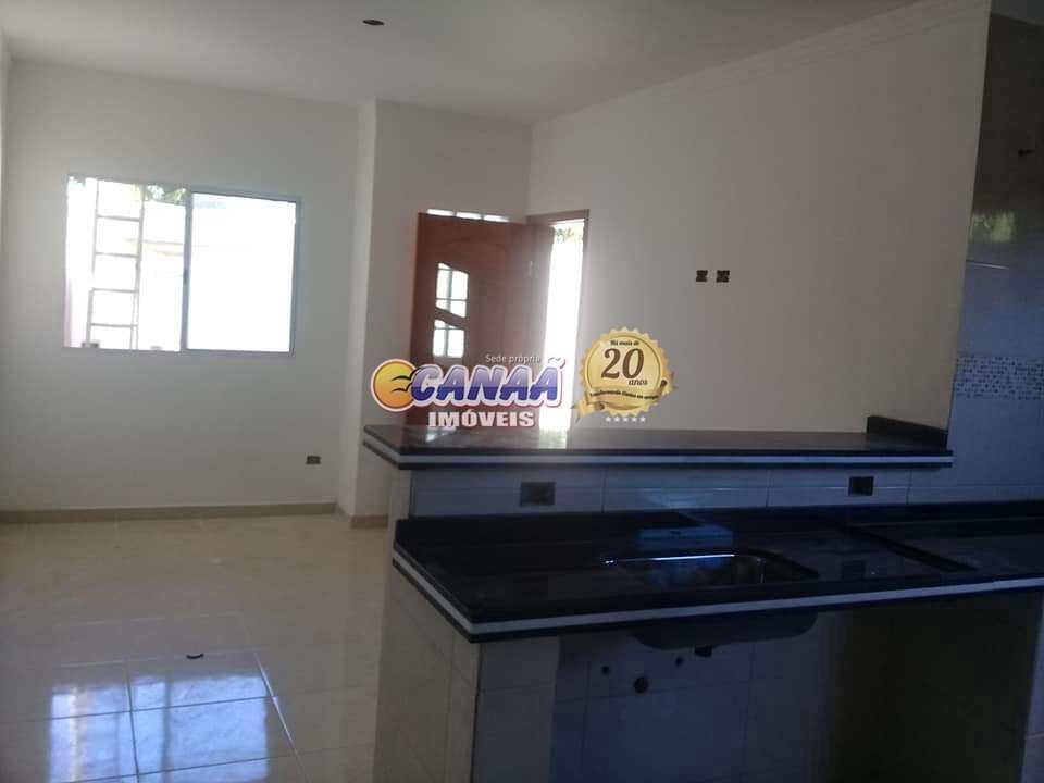 Casa em Itanhaém, no bairro Rau Cury