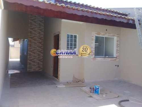 Casa, código 7344 em Itanhaém, bairro Rau Cury