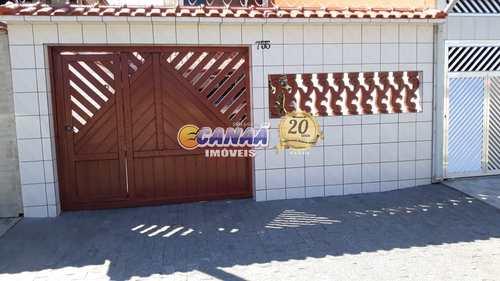 Sobrado, código 7355 em Mongaguá, bairro Centro