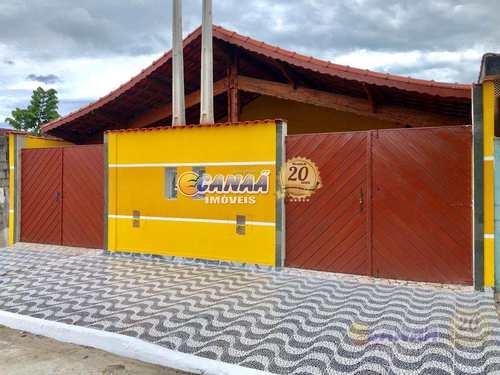 Casa, código 7390 em Mongaguá, bairro Pedreira