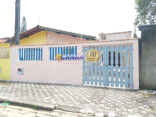 Casa, código 7398 em Mongaguá, bairro Itaguaí