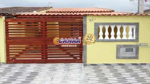 Casa, código 7401 em Mongaguá, bairro Pedreira