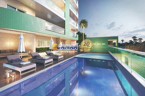 Apartamento, código 7415 em Itanhaém, bairro Centro
