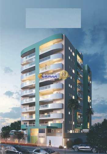 Apartamento, código 7429 em Itanhaém, bairro Centro