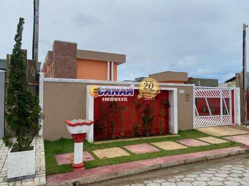 Sobrado de Condomínio, código 7462 em Itanhaém, bairro Cibratel II