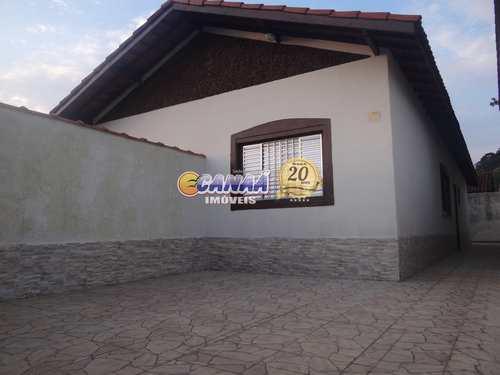 Casa, código 7471 em Mongaguá, bairro Balneário Itaóca
