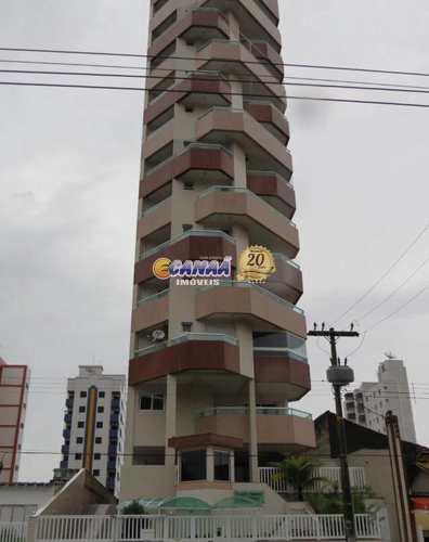 Apartamento, código 7478 em Mongaguá, bairro Centro