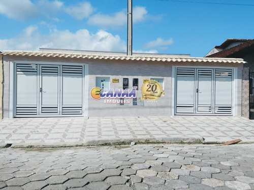 Casa, código 7486 em Mongaguá, bairro Vera Cruz