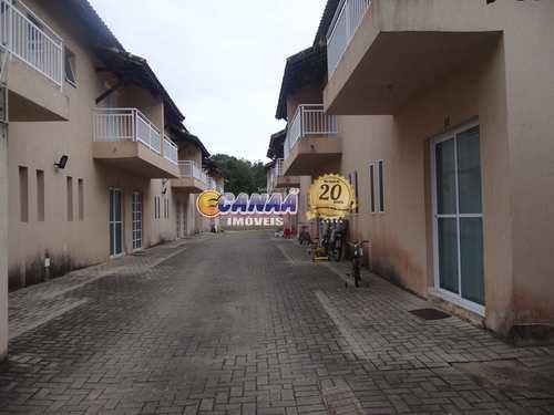 Sobrado de Condomínio, código 7491 em Mongaguá, bairro Conjunto Residencial Mazzeo