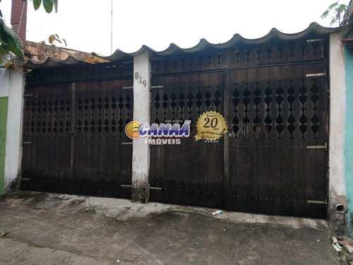 Casa, código 7516 em Mongaguá, bairro Agenor de Campos
