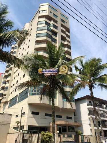 Apartamento, código 7518 em Mongaguá, bairro Centro