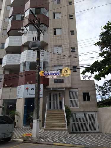 Apartamento, código 7527 em Mongaguá, bairro Vera Cruz