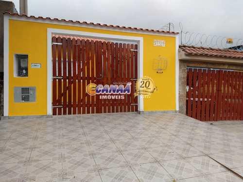 Casa, código 7528 em Mongaguá, bairro Agenor de Campos