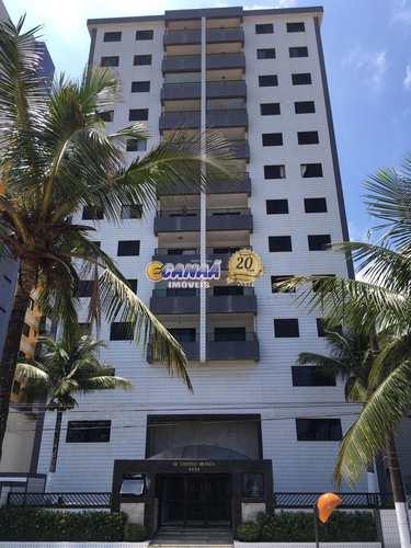 Apartamento, código 7531 em Mongaguá, bairro Jardim Marina