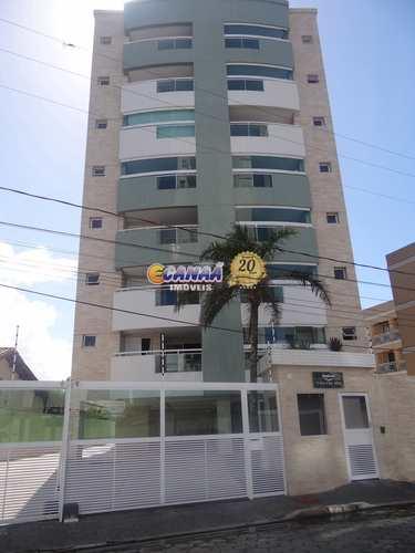 Apartamento, código 7541 em Mongaguá, bairro Vila Atlântica