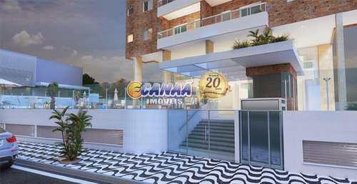 Apartamento, código 7590 em Praia Grande, bairro Guilhermina