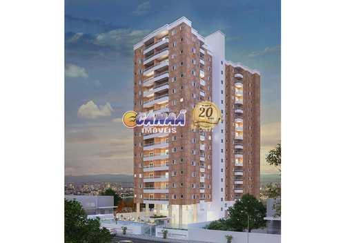 Apartamento, código 7594 em Praia Grande, bairro Guilhermina