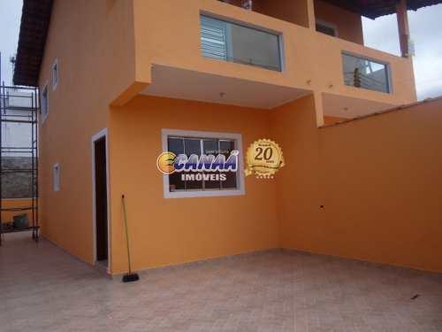 Sobrado, código 7597 em Mongaguá, bairro Agenor de Campos