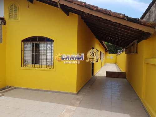 Casa, código 7599 em Mongaguá, bairro Itaguaí