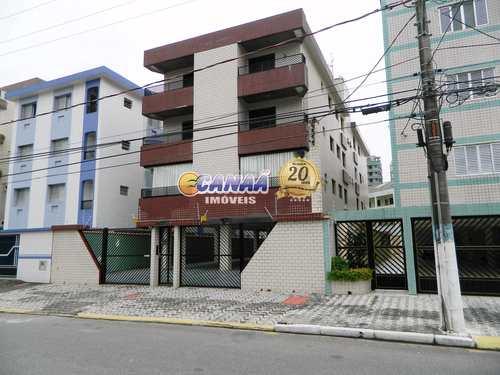 Apartamento, código 7601 em Praia Grande, bairro Guilhermina