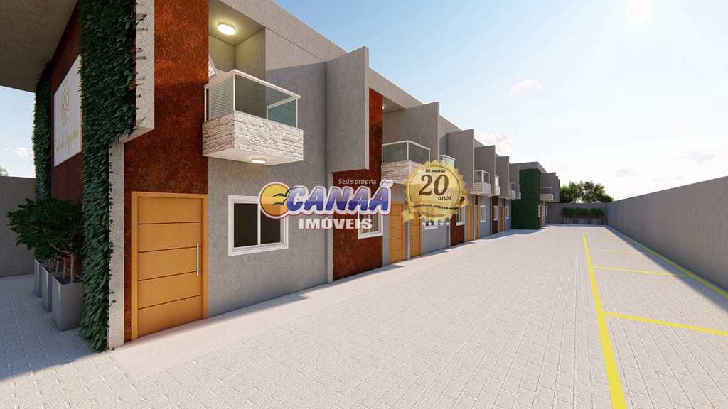 Casa de Condomínio em Itanhaém, no bairro Suarão