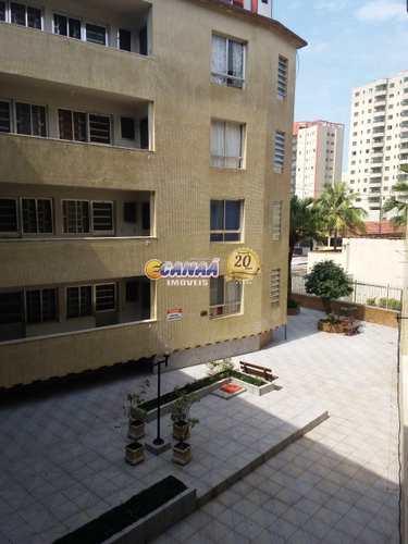 Apartamento, código 7622 em Mongaguá, bairro Centro
