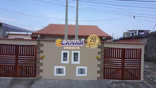 Casa, código 7627 em Mongaguá, bairro Jussara