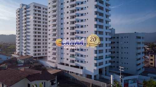 Apartamento, código 7630 em Mongaguá, bairro Jardim Praia Grande
