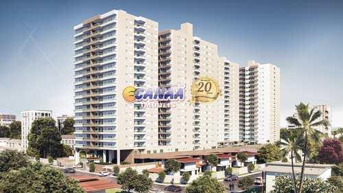 Apartamento, código 7644 em Praia Grande, bairro Canto do Forte