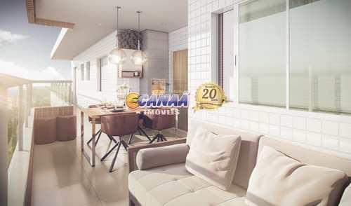 Apartamento, código 7645 em Praia Grande, bairro Boqueirão