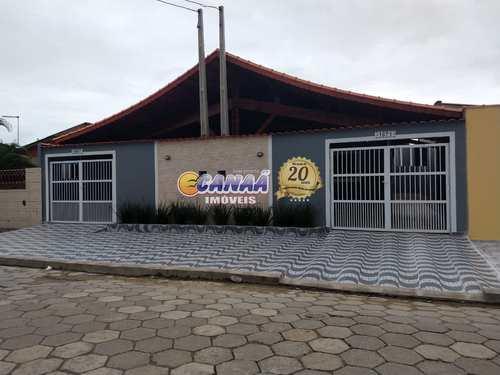 Casa, código 7649 em Mongaguá, bairro Itaóca