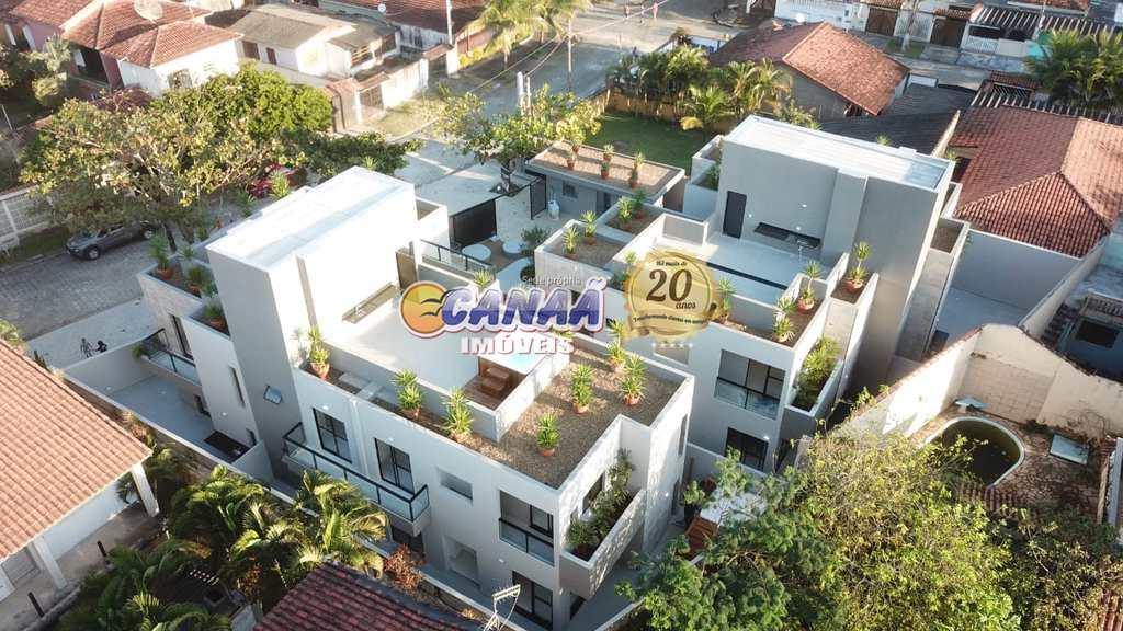 Casa de Condomínio em Itanhaém, no bairro Jardim Suarão